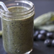 Recipe: Blueberry-Kale Smoothie