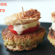 Recipe: Chickpea Sliders