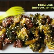 Recipe: Steak and Broccoli Stir-Fry