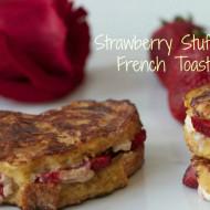 Recipe: Strawberry Stuffed French Toast