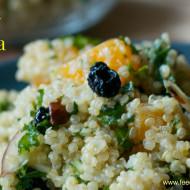Recipe: Fruity Quinoa Salad