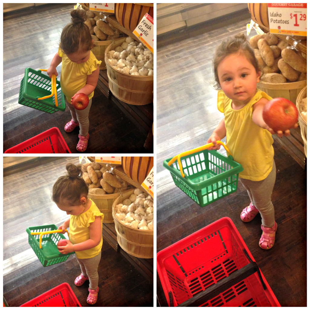Grocery Store Collage