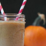 Chai Pumpkin Smoothie