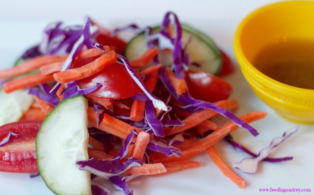 toddler salad www.feedingaudrey.com
