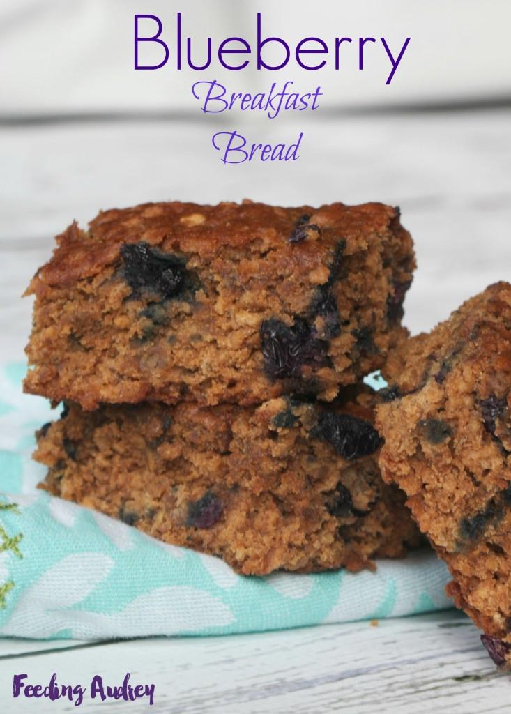 blueberry breakfast bread www.feedingaudrey.com